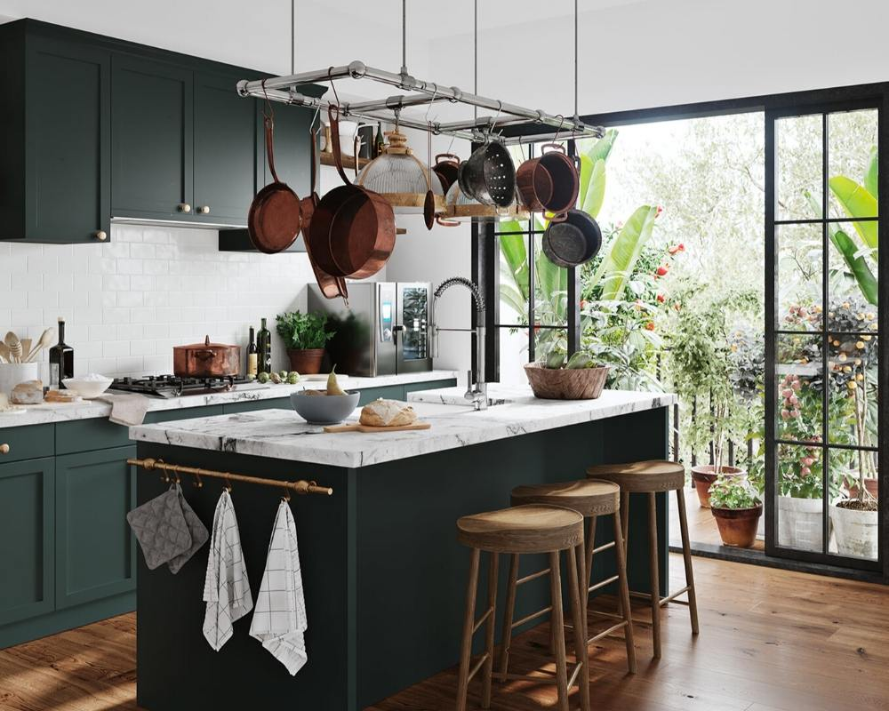 Home Kitchen Rebuilds